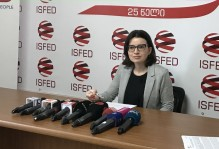 ISFED Presented IV Interim Report of Pre-election Monitoring