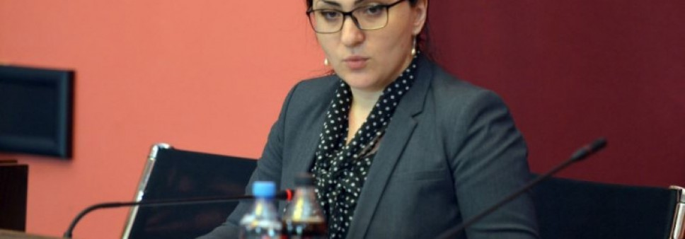 NGOs Demand that Sophio Kiladze Resign as the Committee Chairperson