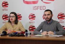 ISFED - ზუგდიდის #6 სკოლის ინსპექტირება ია კერზაიას პოლიტიკური მოტივით დისკრიმინაციის ნიშნებს შეიცავს