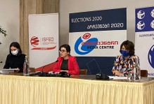 Joint assessment of the pre-election environment of the 2020 parliamentary elections