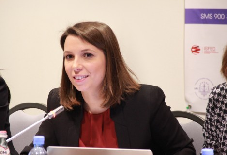 """International Society for Fair Elections and Democracy"" presented its research -  ""Analysis of the Draft Law on Local Self-Governance, International"