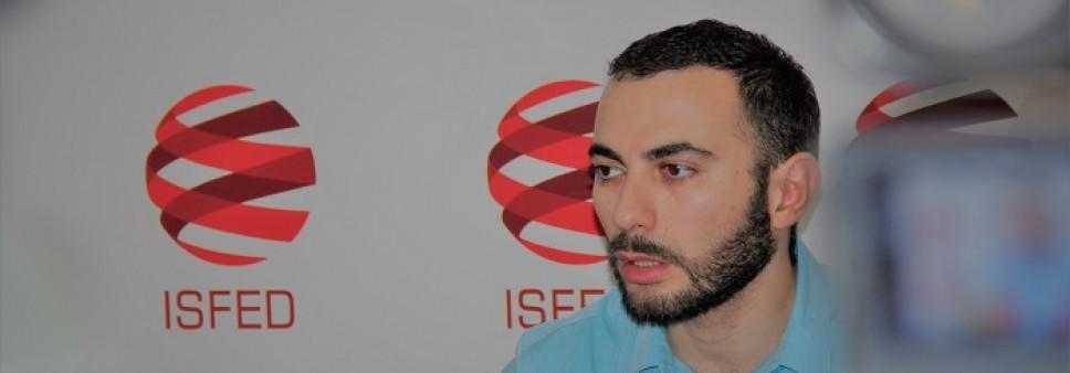ISFED წინასაარჩევნო გარემოს აფასებს