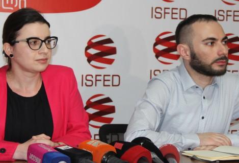 Elene Nizharadze to serve as ISFED's executive director
