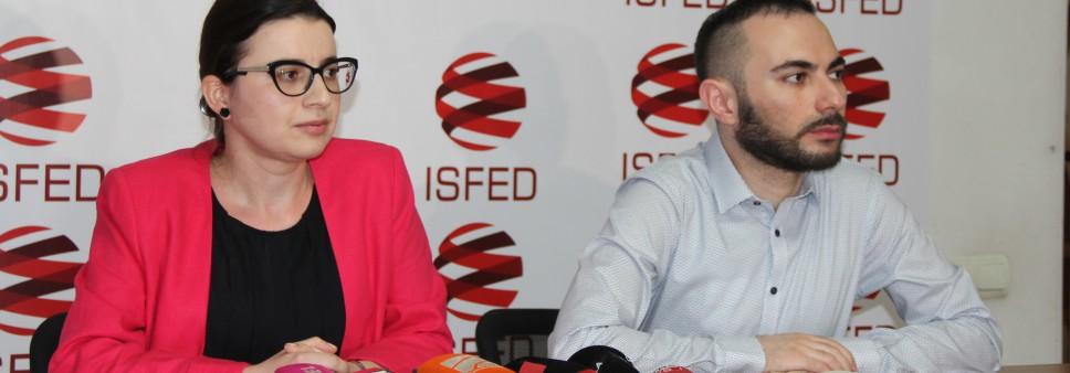 ISFED-ის ახალი აღმასრულებელი დირექტორი ელენე ნიჟარაძე იქნება