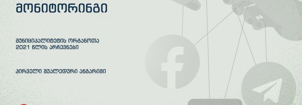 Social Media Monitoring - First Interim Report