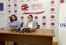 ამომრჩევლის მოსყიდვის ნიშნები და პოლიტიკური მიზნით ქველმოქმედება ISFED-ის წინასაარჩევნო მონიტორინგის პირველ შუალედურ ანგარიშში