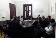 'სამართლიანმა არჩევნებმა' თერჯოლის მუნიციპალიტეტის კონკურსის მიღმა დარჩენილ პირებს იურიდიული კონსულტაცია გაუწია